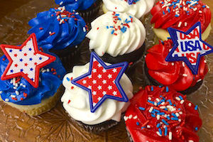 Ideas for easy ways to thank employees for 4th of July