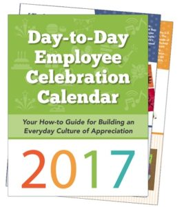 Build a sense of belonging in your workplace with this free Employee Celebration Calendar