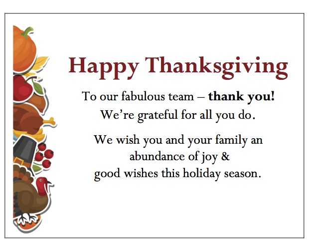 gThankYou Thanksgiving Card Designs: Thanksgiving Fun