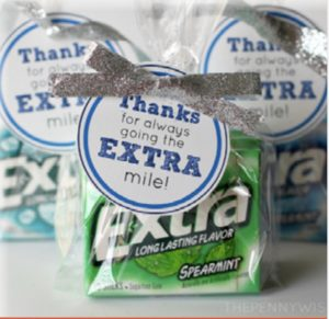 Employee Appreciation Ideas - Going the Extra Mile!