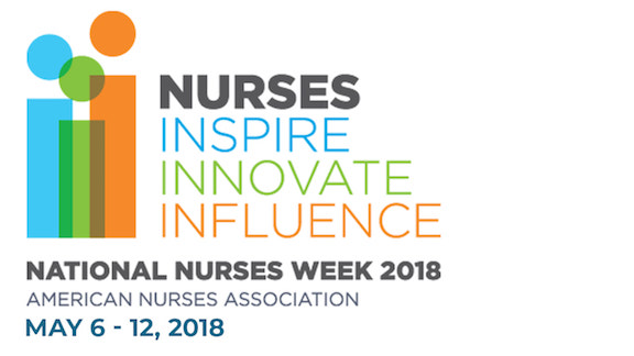 Celebrate your nursing staff this week in honor of National Nurses Week!