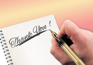 Show appreciation for administrative staff with a heartfelt, thoughtful note of thanks!