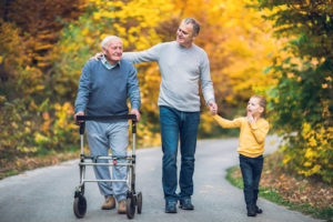 What workers want are employee perks that help with life balance - time with aging parents, children and sick friends.