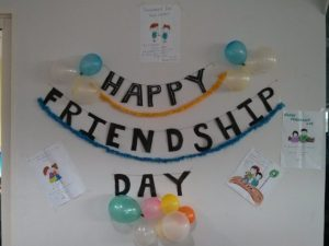 Did you know August 5th is National Friendship Day? Help your workplace engage and find ways to nuture workplace friendships.