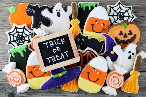 Have some workplace Halloween fun by providing a spread of Halloween treats everyone will enjoy!