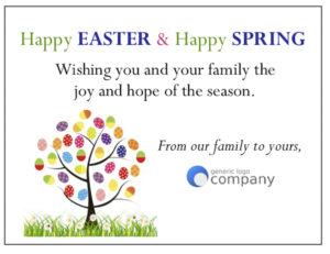 Easter Cards from gThankYou