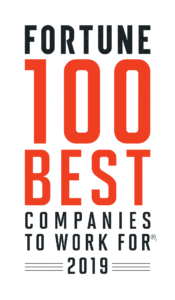 100 Best Companies to Work for in 2019 by Great Places to Work