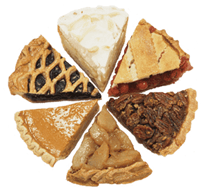 Learn more about Pie Gift Certificates