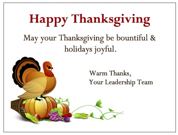 Bountiful Turkey