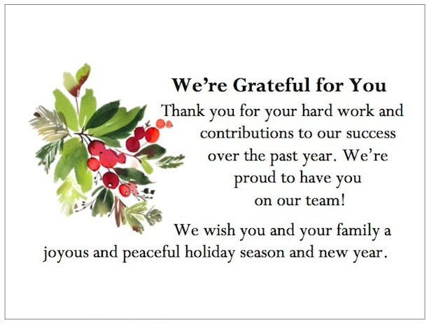 gThankYou-Employee-Gifts-Holly-Holiday-Christmas-Card