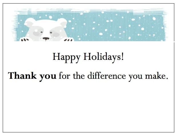 Snow-Bear