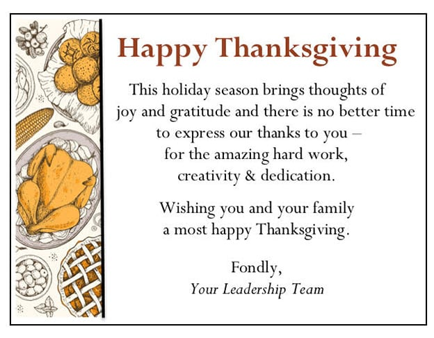 """Thanksgiving Dinner"" - Thanksgiving Card Designs"