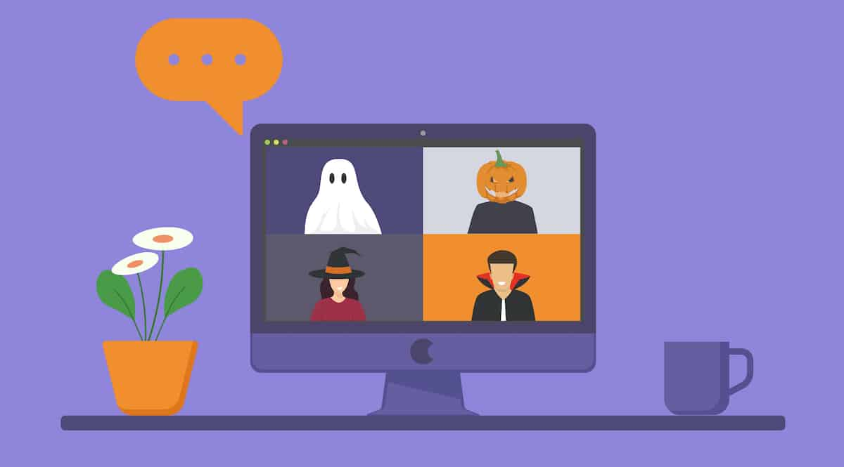 Host a virtual Halloween party in your workplace this season!