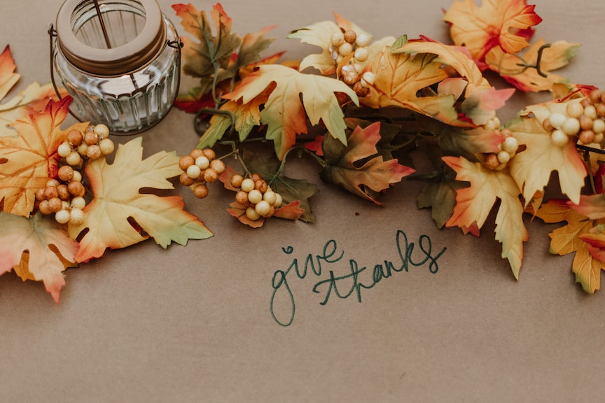Thanksgiving Cards for Your Holiday Thanks
