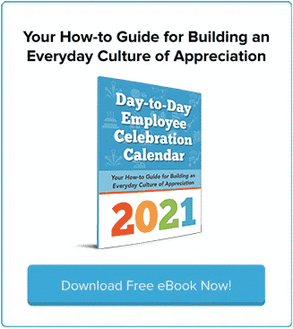 Download Free eBook: 2021 Day-to-Day Employee Appreciation Calendar