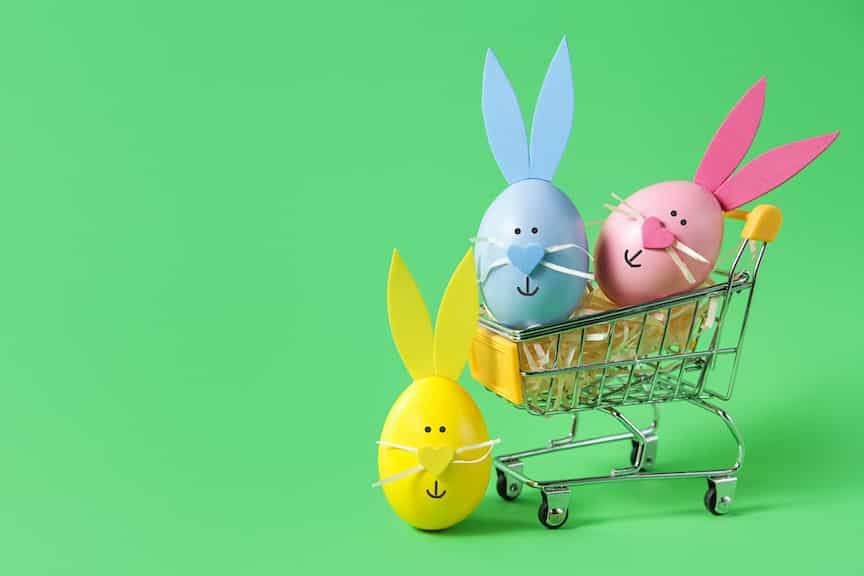 Give the Gift of Groceries this Easter